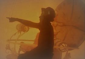 Bild: Unterwegs mit der Zeitmaschine - Premiere