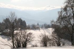 Bild: Salzburger Weihnacht - Susanne Filser, Stefanie Kirner, Ian Harrison, Johannes Götz, Michael Schmitter, Rezitation