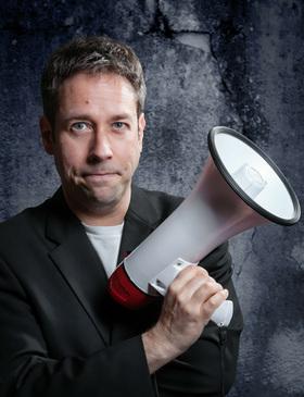Bild: Kabarett mit Frederic Hormuth - Halt die Klappe – wir müssen reden