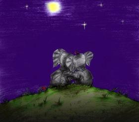 Bild: Die Geschichte von Babar dem kleinen Elefanten - Ein musikalisches Figurentheater