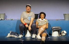 Bild: Haydi Heimat - Gastspiel des Landestheaters Schwaben