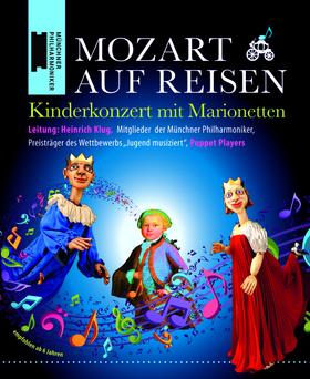 Bild: Mozart auf Reisen - Konzert für Kinder