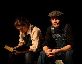 Bild: Half Broke Horses - Theater in englischer Sprache nach dem Roman von Jeannette Walls  American Drama Group Europe