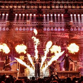 Stahlzeit - Auf Reise Tour 2018 - Die spektakulärste Rammstein Tribute Show