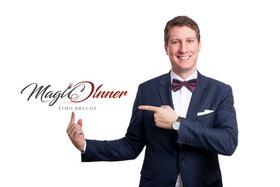 Bild: Magic Dinner Show mit Timo Brecht - ...ist ein ganzer Abend voller Zauberei und kulinarischen Köstlichkeiten in mehreren Gängen.