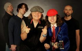 We Salute You - (AC/DC Tribute)