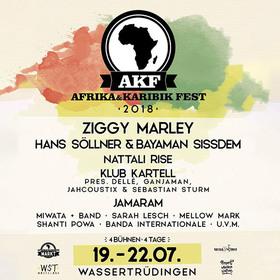 Bild: 12. Afrika Karibik Fest - 4-Tages-Tickets