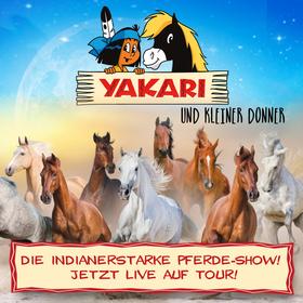 Bild: Yakari Und Kleiner Donner - Wiesbaden