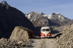 Bild: Bulli auf großer Fahrt - Das große Bulli-Abenteuer / Von Istanbul ans Nordkap