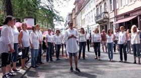 """Bild: Chorkonzert - mit """"Die Karlas"""" (Karlsruhe) und KL.A.S.S.E. a capella (Esslingen)"""