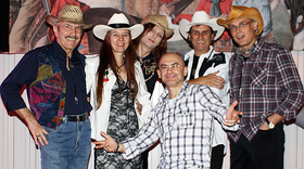 Bild: Blue Side of Town + The Cherrychords - Country Music & Lots More!
