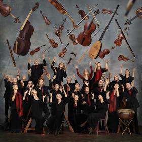 Bild: J. S. Bach - Johannes-Passion - Akademie für Alte Musik Berlin & Audi Jugendchorakademie