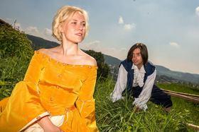Bild: Der tolle Tag oder Figaros Hochzeit - Freilicht-Theater Festung Rosenberg