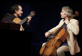 Bild: Zwischen Bach und Samba