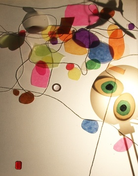 Bild: Facetten (Kultur am Nachmittag) - Eine Augenwischerei für zwei Bildwerfer und einen Klanggeber