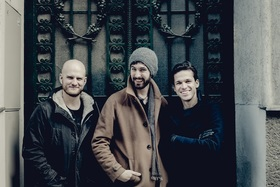 Bild: Superfusion mit Florian Willeitner und dem New Piano Trio