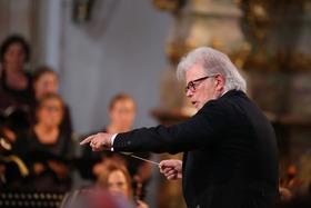 Bild: Bamberger Symphoniker und Enoch zu Guttenberg