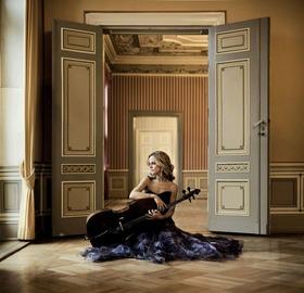 Bild: Sol Gabetta und Kammerorchester Basel