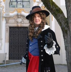 Bild: Führung durch Schloss Freudenhain und Schlosspark