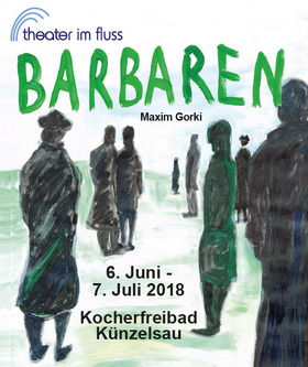 Bild: Barbaren - Theater im Fluss