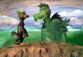 Bild: Ali Büttners Korbtheater - Der kleine Drache zieht aus