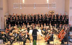Bild: Neujahrskonzert des Euregio Konzertchores