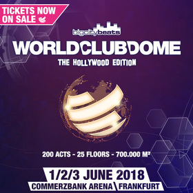 Bild: BigCityBeats WORLD CLUB DOME 2018 - 2 Tages Club Ticket (SA + SO)