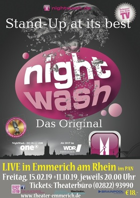 Bild: NightWash    LIVE - Das Original!