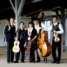Bild: Quinteto Tango Norte - A Media Luz