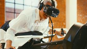 Bild: Der Traum vom Fliegen - Virtual Reality zum Abheben!