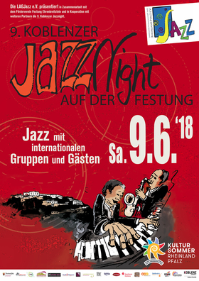Bild: 9. Koblenzer Jazz Night 2018 - Jazz mit internationalen Gruppen und Gästen