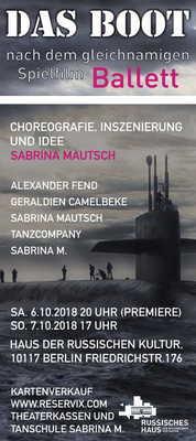 Bild: Das Boot - Ballett - Tanzschule Sabrina