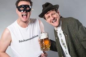 Bild: Stelzner & Bauer - Sächsmaschine & Süßer Senf