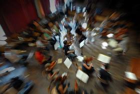 Bild: Kammerorchester der Universität Bamberg