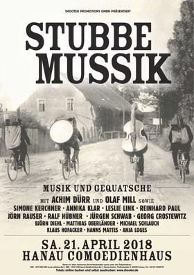 Bild: Stubbemussik - Musik und Comedy in Stammtischmanier