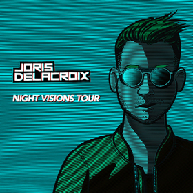 Bild: Night Visions Tour with Joris Delacroix Live et Dj set  + Wielki dj