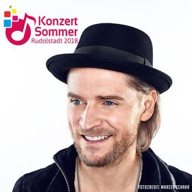 Bild: Johannes Oerding - Kreise Tour 2018 - Konzertsommer Rudolstadt