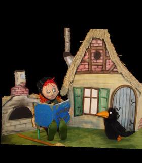 Bild: Die kleine Hexe - Berliner Puppentheater