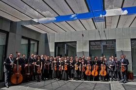 Bild: Schlesische Philharmonie - Violine: Kana Ohashi / Leitung: Piotr Gajewski