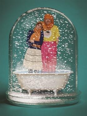 Bild: Kabarett Sanftwut (Gastspiel) - Lieber zu heiß gebadet als kalt erwischt