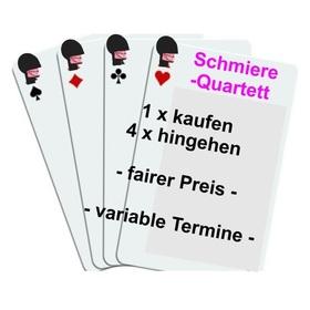 Bild: Variables Schmiere-Quartett - Kategorie 3