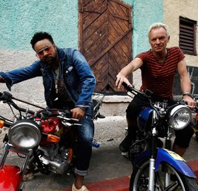 STING - and SHAGGY - Open Air 2018