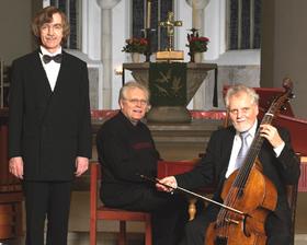 """Bild: """"Barock – empfindsam und virtuos"""" - Festliches Kirchenkonzert mit dem Barocktrio Gotthold Schwarz"""