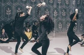 Bild: Dance & Resistance, Endangered Human Movements Vol. 2