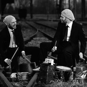 Bild: Double Drums - Percussion auf über 100 Schlaginstrumenten