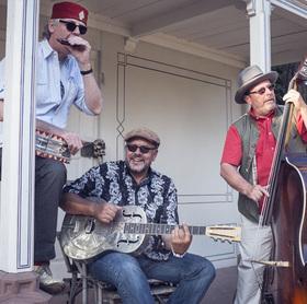 Bild: Papa Legba´s Bluesband - Handgemachter Blues aus dem tiefen Süden Hessens