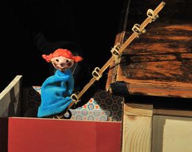 Bild: Die Sachenfinderin - Theater Unterwegs - Ein Fundstück für alle ab 3