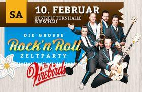 Bild: Die große Rock´n Roll-Party mit dem SFC und den Firebirds - präsentiert von der VB Bautzen-Dresden
