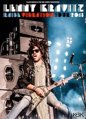 Lenny Kravitz - Raise Vibration Tour 2018