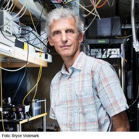 Bild: Wolfgang Ketterle - Ein Nobelpreisträger berichtet